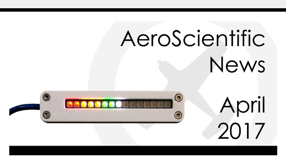 AeroScientific April Newsletter out now!