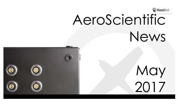 AeroScientific Newsletter – May 2017