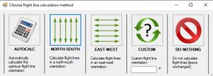 Learn How to Adjust/Optimise Your Flight Plan's Flight Line Orientation