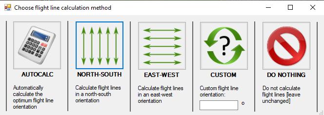 flightline-calculation