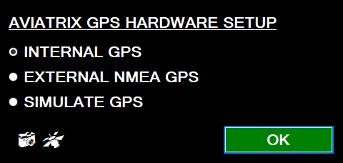 Aviatrix setup tab